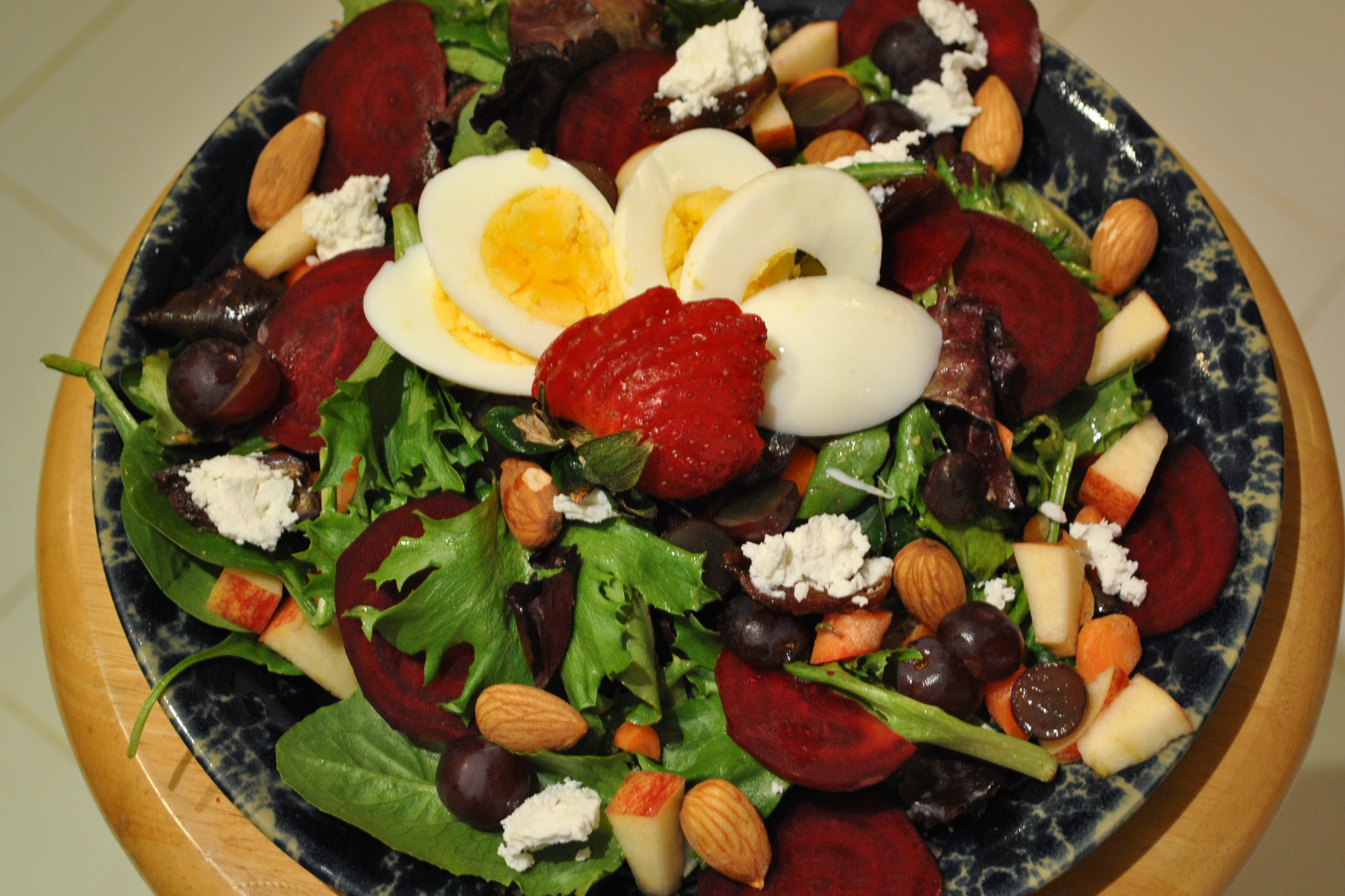 ... chopped salad with cumin vinaigrette beet green chopped salad recipes