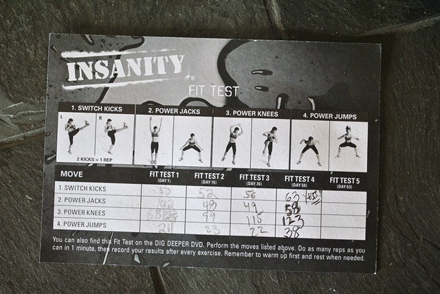 Excellent Insanity Workout Week 7 Almost There T H E F O O D E R Y Download Free Architecture Designs Scobabritishbridgeorg