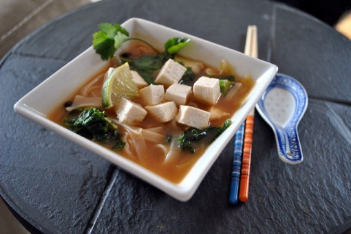 Spicy Rice Noodle Soup_1